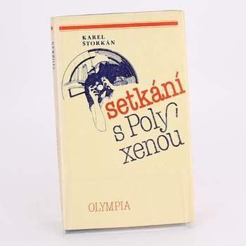 Kniha Setkání s Polyxenou Karel Štorkán