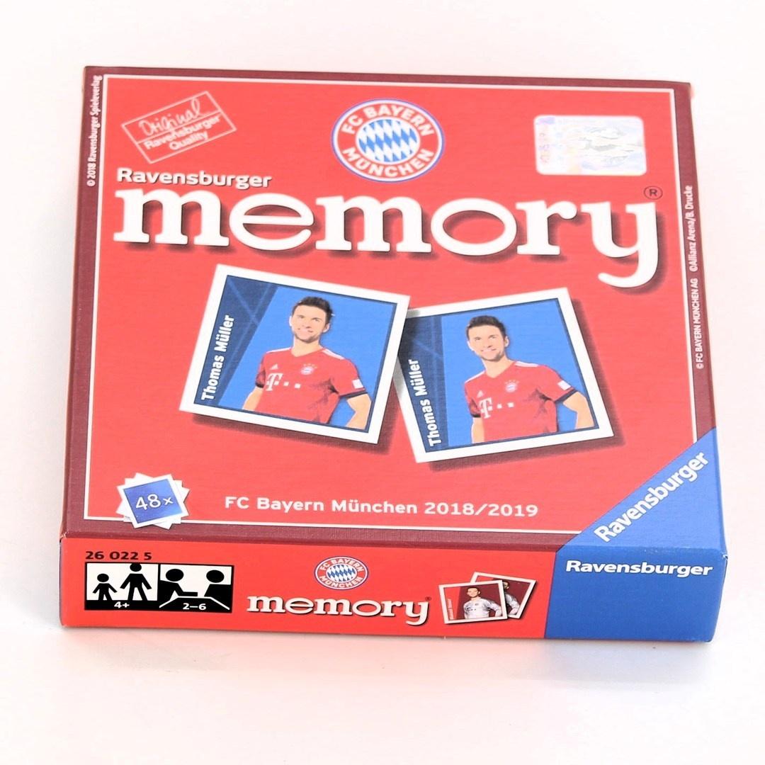 Desková hra Ravensburger Memory