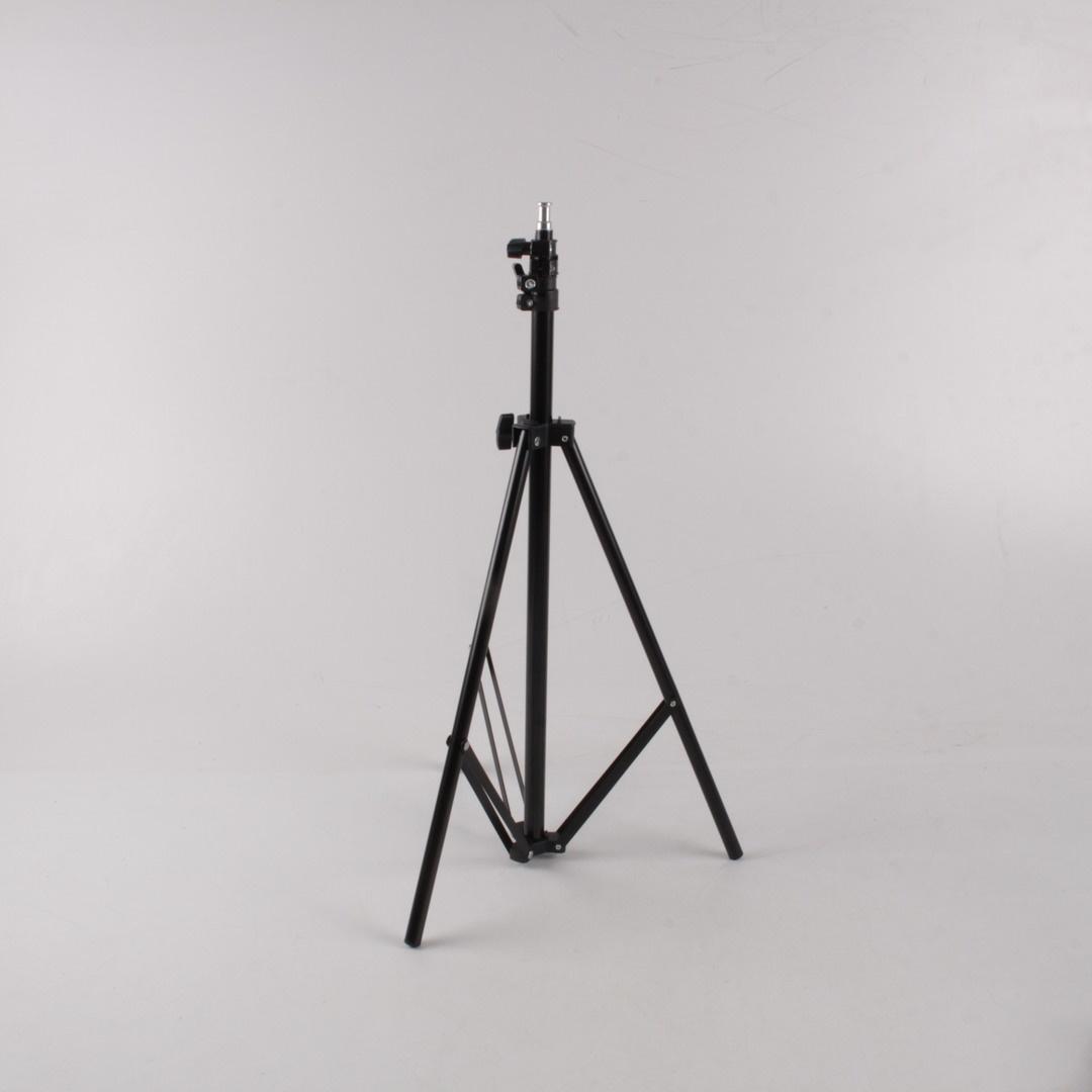 Stativ tripod 70 - 179 cm černý