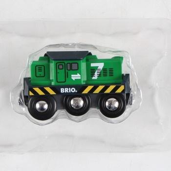 Nákladní lokomotiva Brio 33214