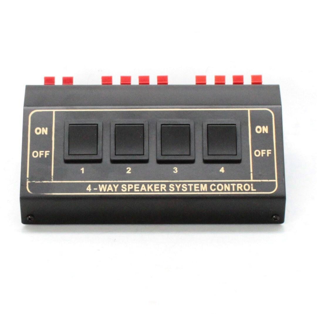 Přepínací box Goobay 60928