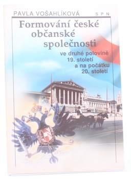 Kniha: Formování české občanské společnosti