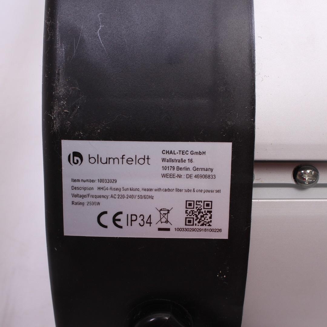 Elektrický infrazářič Blumfeldt 10033029