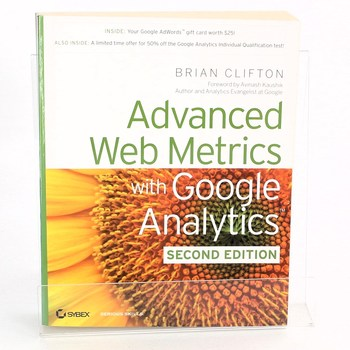 Brian Clifton: Advanced Web Metrics