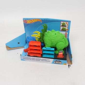 Posaď Triceratopse Hot Wheels City GBF97