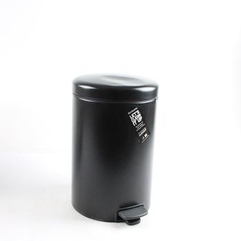 Odpadkový koš Brabantia pedálový černý