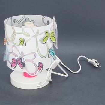 Dětská lampička Dalber Butterfly 62141
