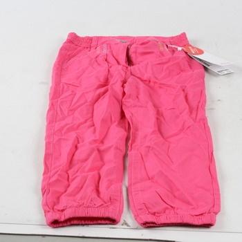 Dívčí kalhoty s.Oliver růžové