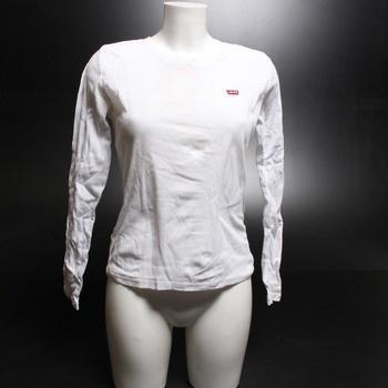 Dámské tričko Levi's 69555 bílé vel. S
