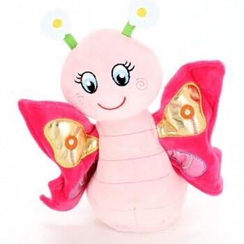 Plyšák Kogler Motýl Sweetie se záznamem