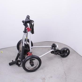 Ruční golfový vozík 3 kolový