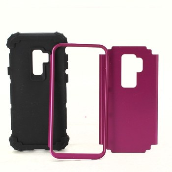 Obal na mobil Samsung Galaxy S9 plus fialový