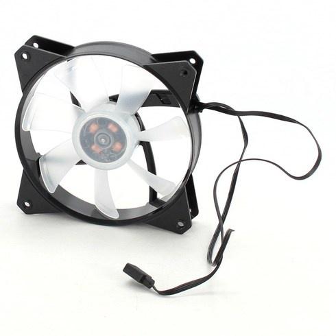 PC ventilátor MasterFan MF121L RGB