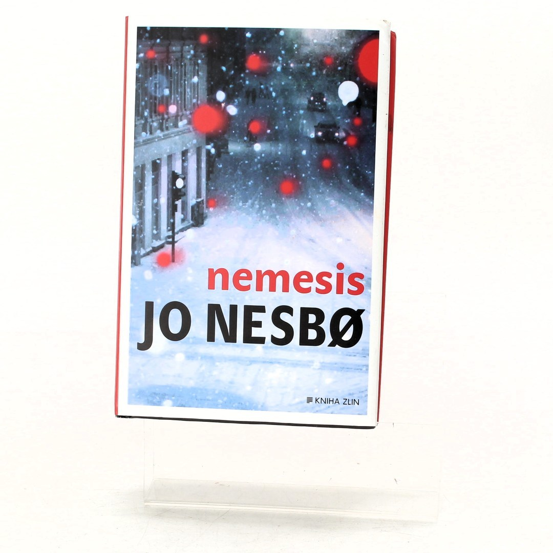Kniha Jo Nesbo: Nemesis