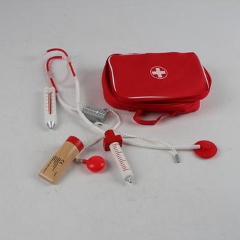 Lékařský kufřík pro děti Hape