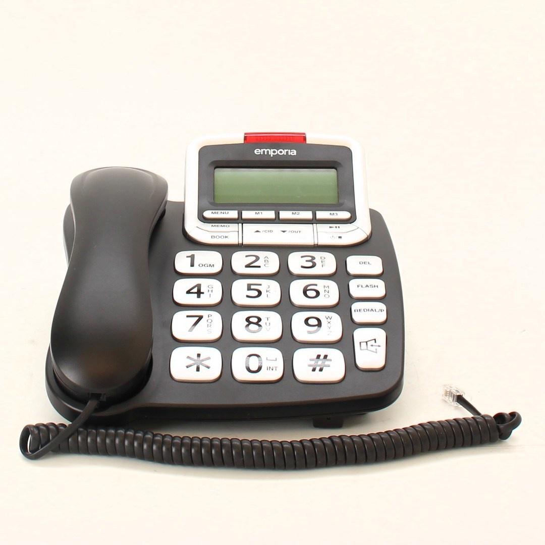 Analogový / DECT telefon Emporia GD61ABB