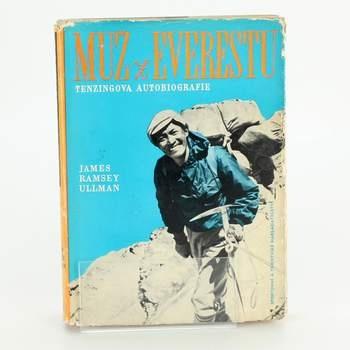 Kniha James Ramsey Ullman: Muž z Everestu