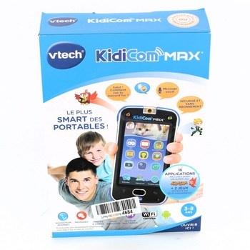 Dětský tablet Vtech KidiCom 169503 modrý