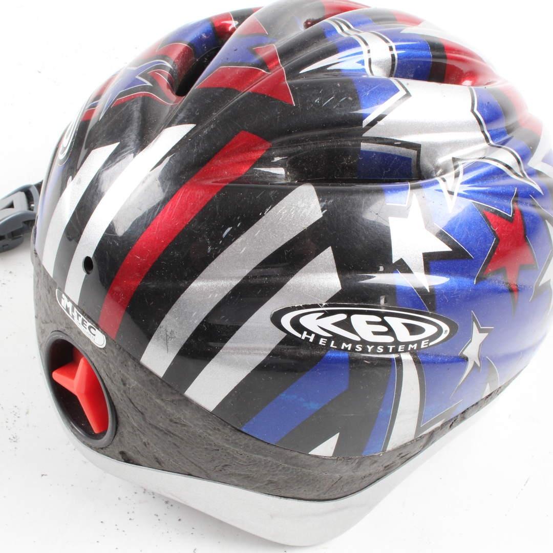 Cyklistická helma KED Harlekin II S