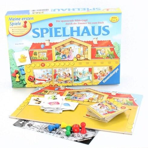 Stolní hra pro děti Ravensburger Spielhaus