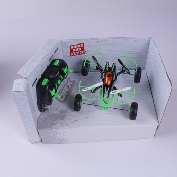 Dron Hot Wheels RC 3in1 DRX