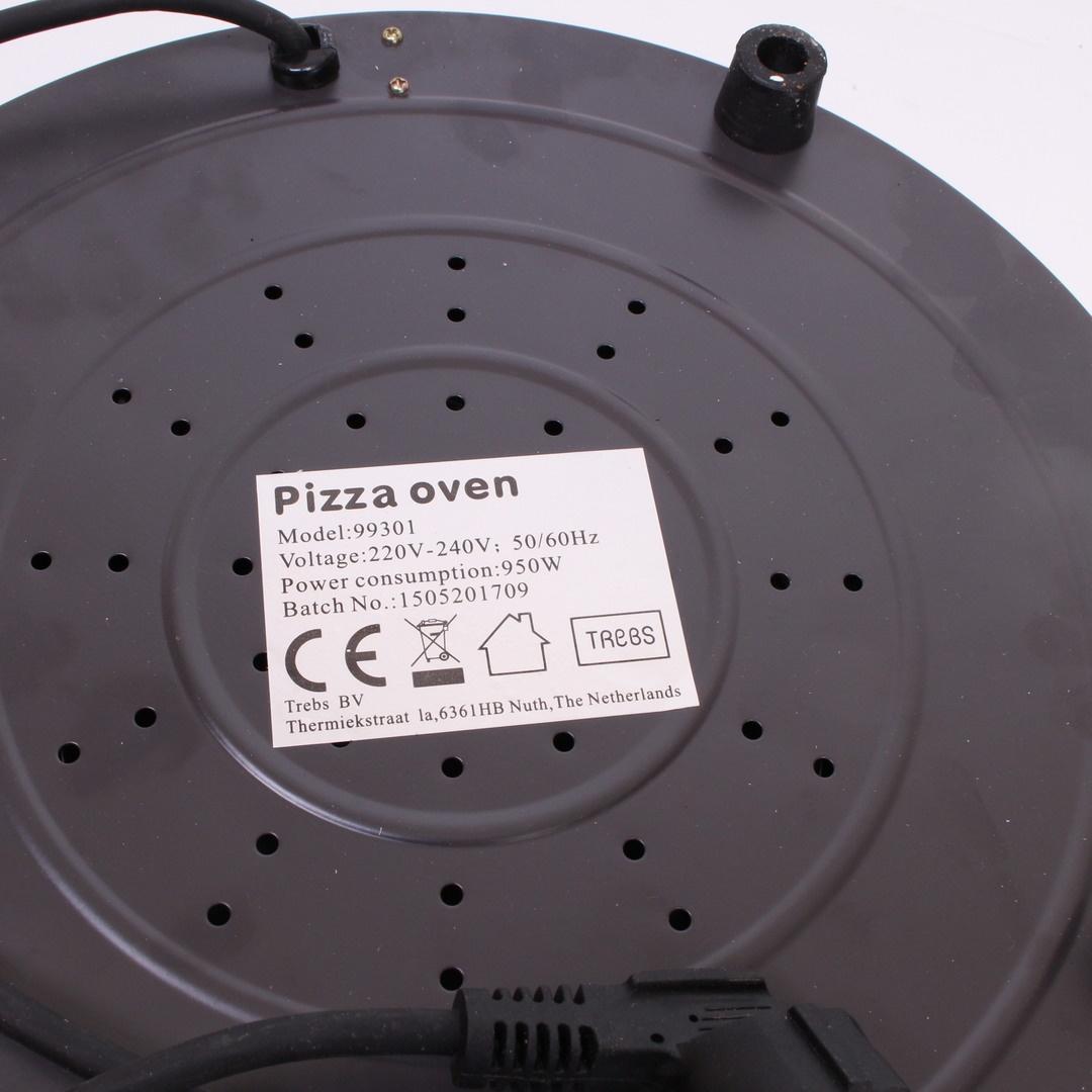 Mini pec na mini pizzu Trebs 99301