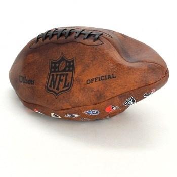 Míč na americký fotbal Wilson WTF1758XBNF32