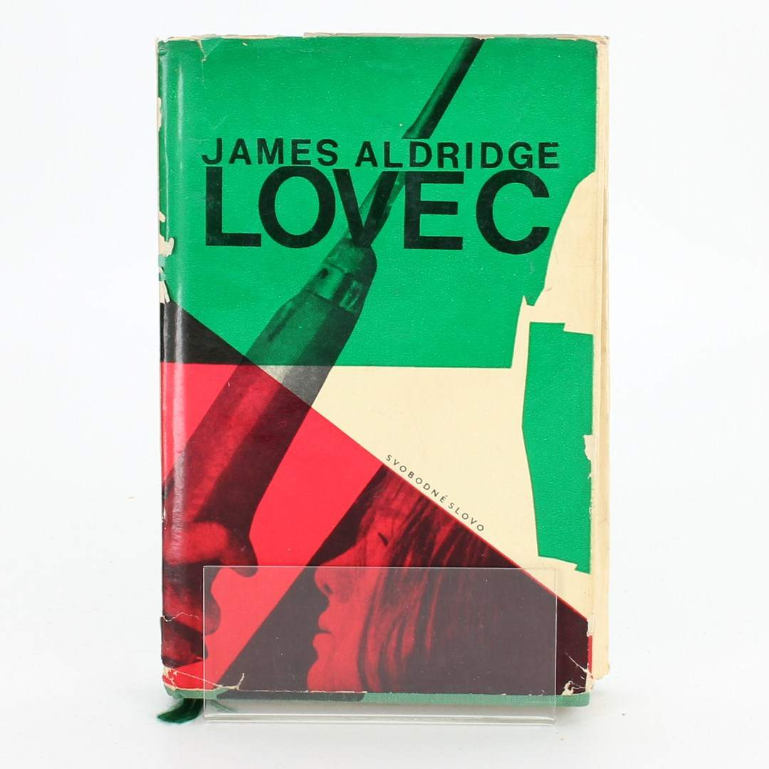 James Aldridge: Lovec