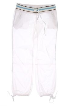 Dámské volnočasové kalhoty Sam bílé