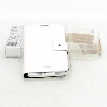 Pouzdro Puro Samsung Galaxy Note bílé