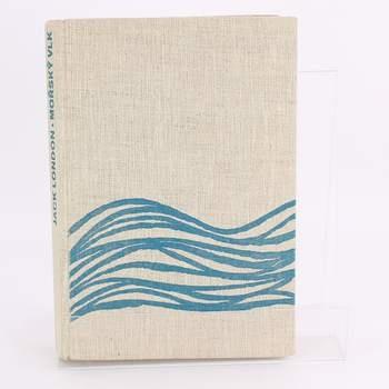 Kniha Mořský vlk Jack London