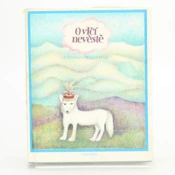 Dětská knížka O vlčí nevěstě