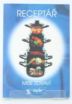 Kuchařka Zepter: Receptář