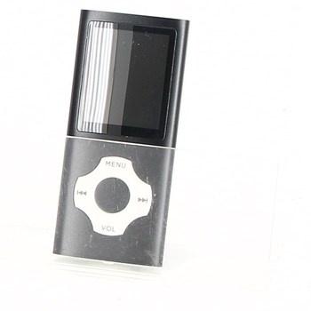 MP3/MP4 přehrávač Mymahdi černý