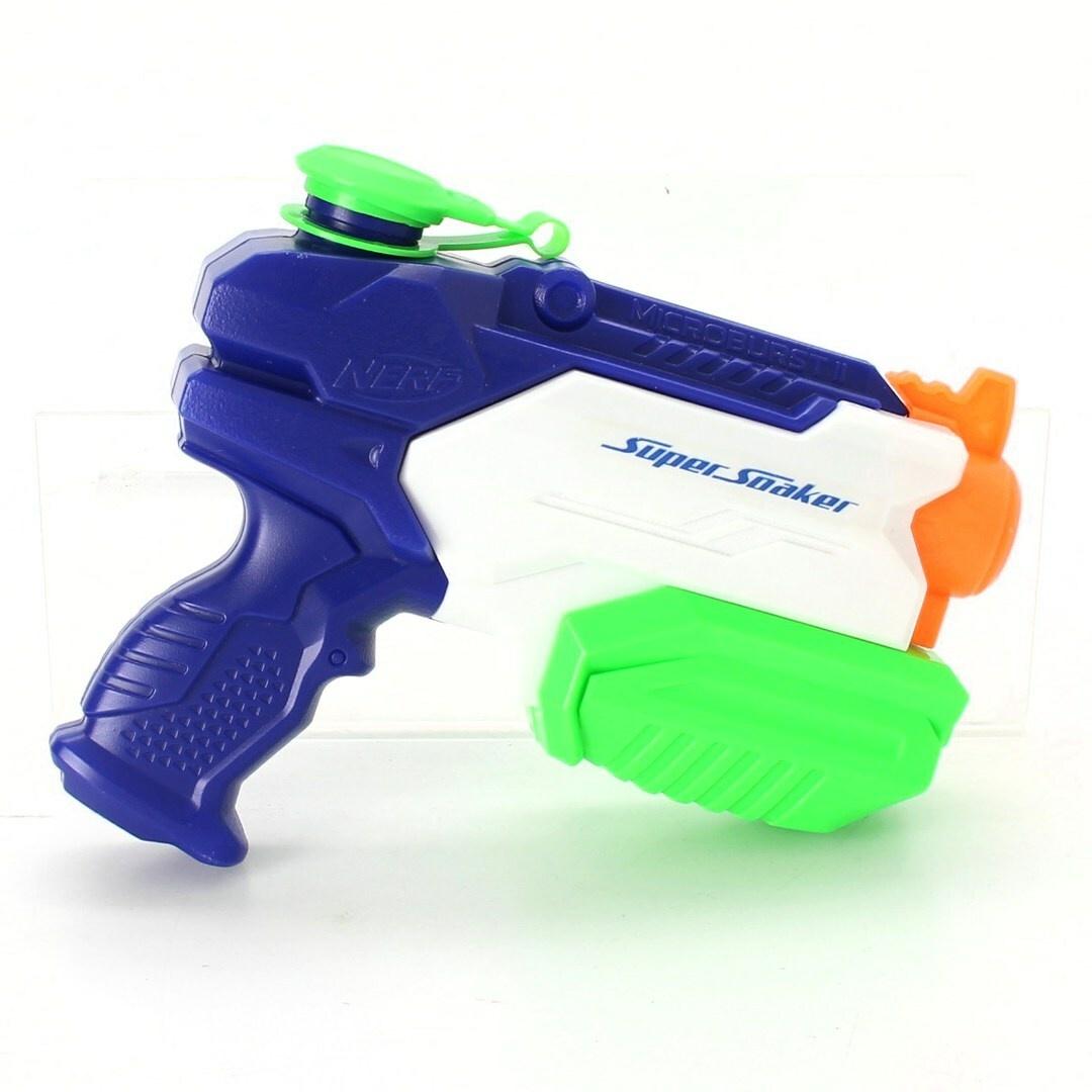 Pistole Hasbro NERF Super Soaker Microburst