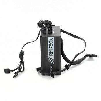 Počítačový zdroj Corsair RM750x