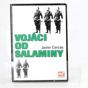 Kniha Javier Cercas: Vojáci od Salaminy