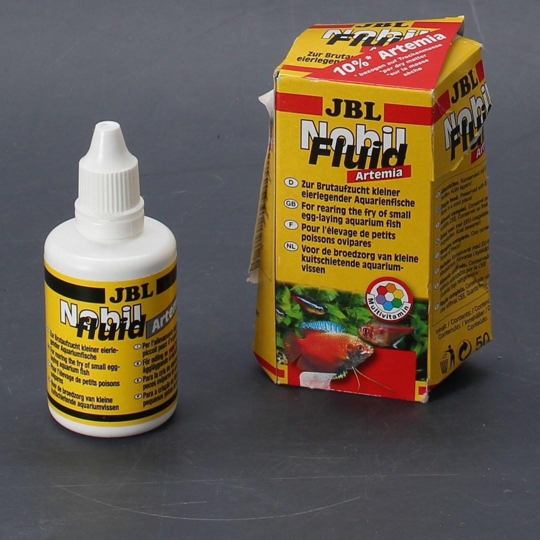 Krmivo pro ryby JBL 30881 NobilFluid Artemia