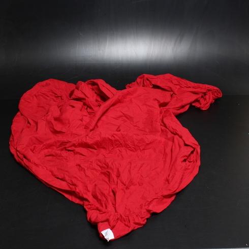 Prostěradlo Today červené barvy