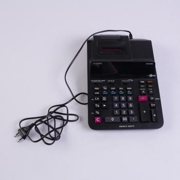 Stolní kalkulačka s tiskem Casio DR 420RE