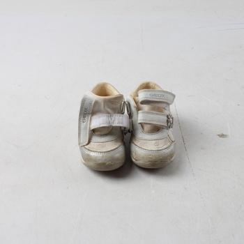 Dětská obuv Geox Respira B Each