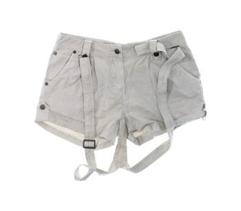 Dámské šortky Refree šedé s kšanadami