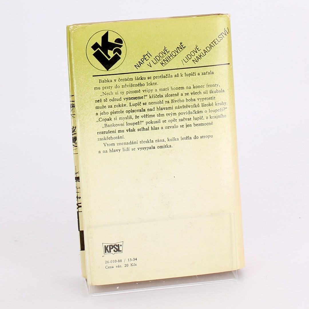 Kniha Vladimír Beekman: Rok Osla