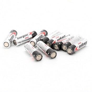 Tužkové baterie Energizer 12ks