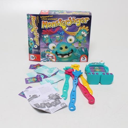 Dětská hra Schmidt Spiele Monsterjäger 40557