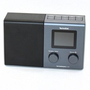 Radiopříjímač Technisat TECHNIRADIO 4 IR