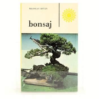 Kniha Miloslav Ryšán: Bonsaj