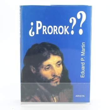 Kniha Prorok