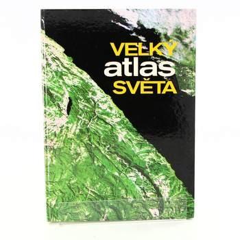 Kniha Velký atlas světa- geodetický