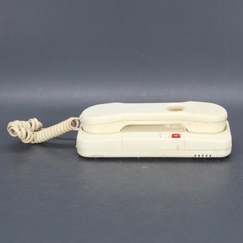 Domovní telefon Tesla Stropkov DT 85 bílý